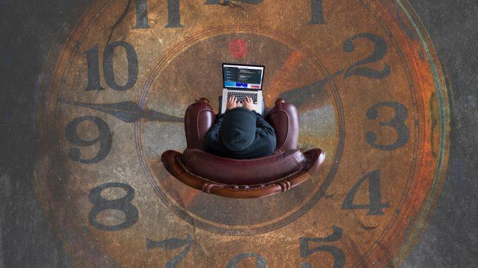 Überstunden im Home Office