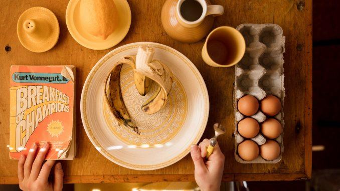 Frühstück für Champions